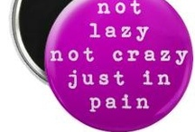 Chronic Pain Awareness / by Janel