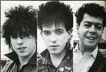 Cure / All things the Cure. / by Robby Chapman
