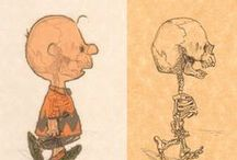 Skeletons / by Ginger Benedict