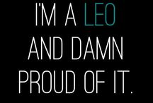 It's a Leo Thang!!!  Just go with it  / by Zan Lacy