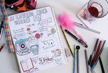 Journal Ideas / by Jessie