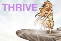 "THRIVE: Healthy Living / ""Take care of your body. It's the only place you have to live."" by Jim Rohn Live healthy with these tips. #healthyliving"