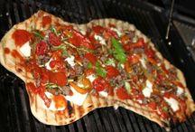 Food: Grilling meals / by Melissa Erla