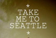 Seattle / Created early May 2012 / by Shelly Dove