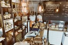 Deli's and bakeries / by Pinnikity