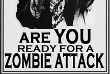 Zombie Apocalypse Survival / by Shelly Dove