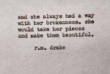 Art in words