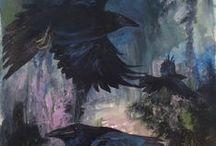 Ravens / Ravens & Crows as messengers