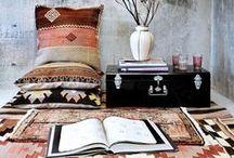 INTERIORS: HARMONY / Interior decor trend inspiration