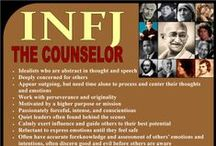 INFJ/INFP / by Shelly Dove