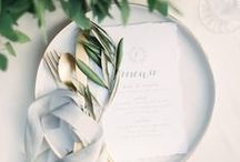 TABLE DETAILS Banff Wedding Planner / It's the styling and details of a table that makes the table beautiful!