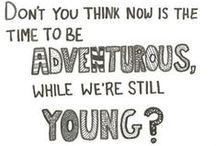 Adventure Awaits / by Kelsey Benson