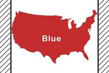 My favorite color is BLUE / They should make everything in blue, right?