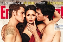 All things Vampire Diaries / by Tracy