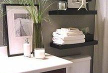 Bathroom ideas / by Laura Dupaix