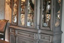 Dining room ideas / by Laura Dupaix