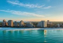 From the Beach to the Bay / From the Emerald Coast to the Choctawhatchee Bay, Sandestin Golf and Beach Resort boasts 2400 acres of activities, fun, scenic views and more! / by Sandestin