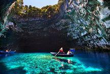 pretty places / by Chrysso Koutas