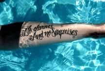 Ink me / Tatoos