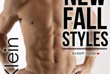 Calvin Klein Underwear / by Men's Underwear Inc.