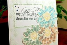Project Tutorials / Our website at www.stampendous.com is loaded with project tutorials for using our terrific stamps, stencils and accessories. Other tutorials are also available on the websites of our Design Team and blogs of partner designers with whom we have exchanged products. Come let us inspire you.