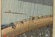 Japanese Woodblock / Ukiyo-e (17th to 20th century) & Shin-hanga (early 1900s)