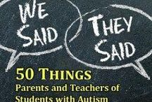 Autism -- Cassie Zupke / Links to my book, blogs and images regarding autism. / by Cassie Zupke