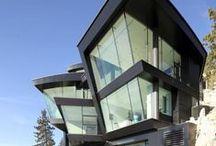 Modern Architecture / Modern architecture, innovative design, creative space planning