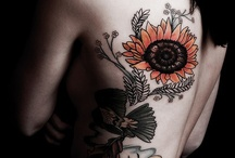 Tattoos, henna and bodypaint / Body art and modification