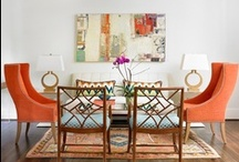 living rooms / by Kristen Wright Design