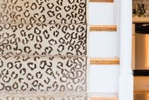 rugs that set the tone / by Kristen Wright Design