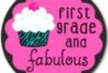 First Grade and Fabulous / Blog Posts (some freebies) / by DeAnne Davis