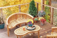 The Great Outdoors / Ideal settings, spaces and the wondrous beauty of the outdoors