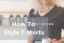 How to Style T-Shirts / Here are some ways to style your Sevenly T-Shirt