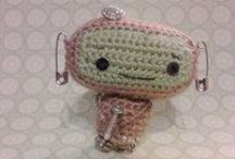 編みぐるみ amigurumi