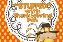 Thanksgiving (School Ideas)