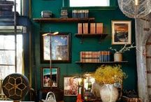 Book Shelves / by Susan O.