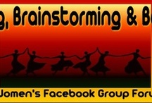 Branding, Brainstorming & Bonding Group / Facebook Group: An incredible array of women with a purpose. Our FB group:https://www.facebook.com/groups/brandingbondingbrainstorming/  my website is http://myinfosnap.com / by Brenda Ellison