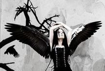The Courtesan Macabre's Gothic Style / The best in Gothic fashion, macabre style and dark inspiration from the blog http://www.CourtesanMacabre.com