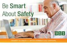 Senior Citizen Safety / Resources and advice for keeping #seniors #safe and protected. / by Smart911
