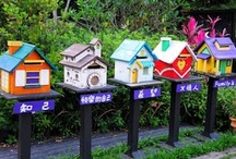 You've Got Mail! / Mailboxes and Letter Boxes
