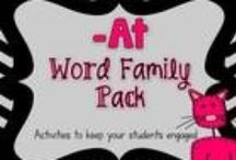 Rhyming and Word Families
