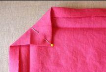 sewing tutorials & tricks