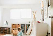 farmhouse KIDS ROOM / by Jennifer Seifert