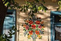 farmhouse BARN / by Jennifer Seifert