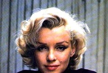 The one and only Marilyn Monroe  / by Kerstin S.