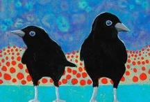 Here Pretty Bird!! / by Susan O.