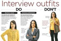 Women - Office & Interview Looks / Check out great office looks for the ladies! / by Pyramid Consulting Group