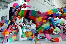 Knitwits - crazy knitted things....