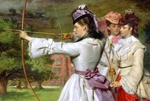 Fashion 1870s-Multicolor / by Bojo Joti